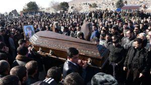 Похороны в Армении — традиции, обряды и ритуалы