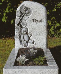 Основные особенности изготовления детских памятников из гранита